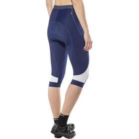 VAUDE Advanced II pantaloncini da ciclismo Donna blu